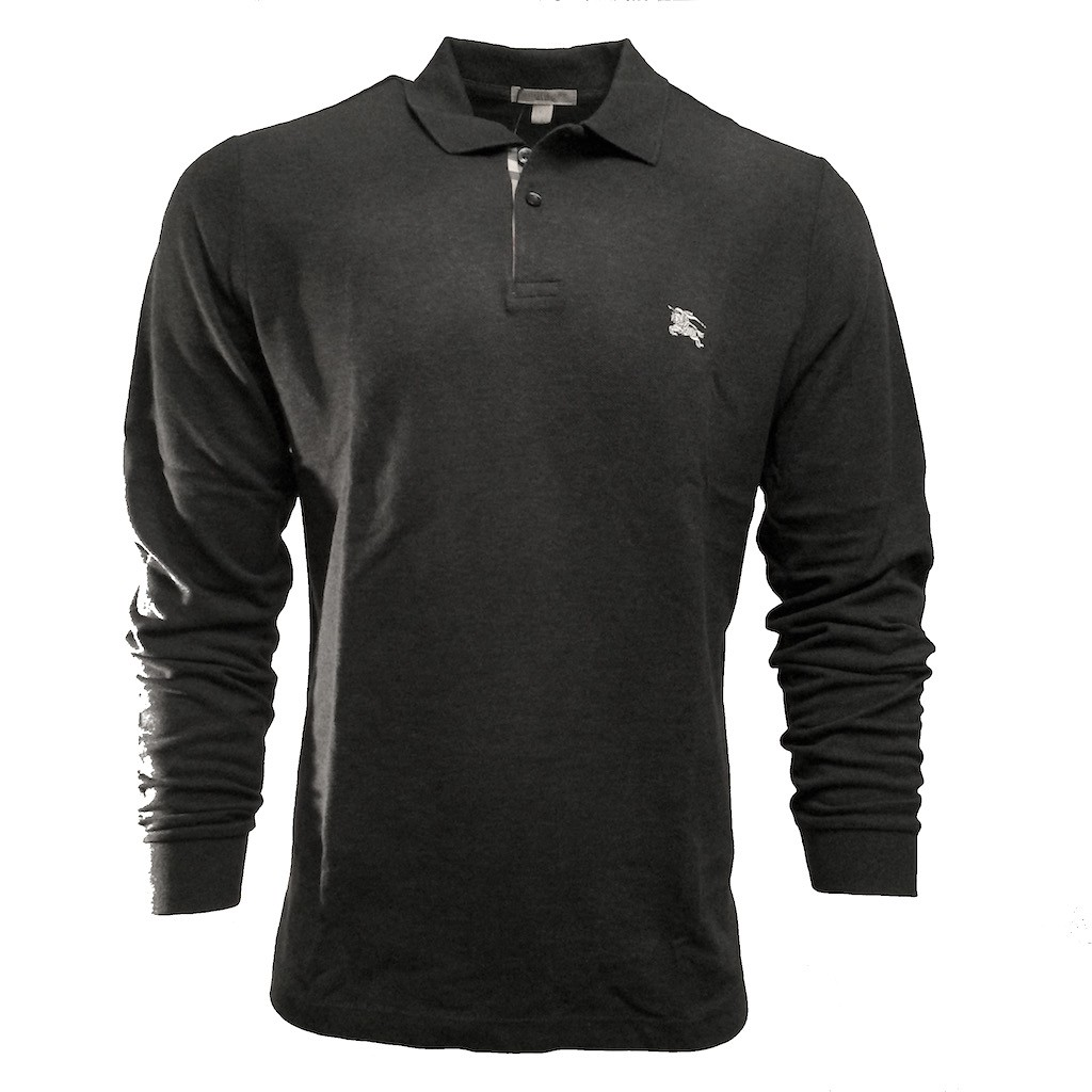fb821fe2 Designer Long Sleeve Polo Shirts - Aztec Stone and Reclamations