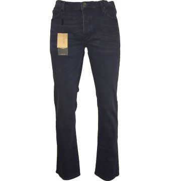 BURBERRY 3888496 STEADMAN LOOSE FIT SLIM LEG DARK INDIGO BLUE JEANS