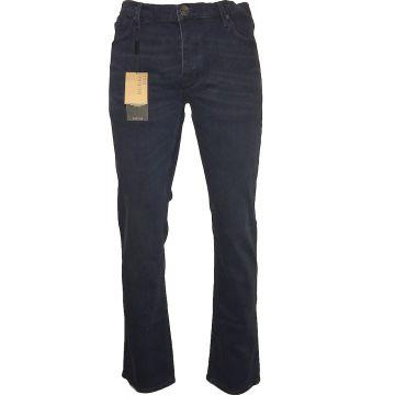 BURBERRY 3888496 STEADMAN LOOSE FIT SLIM LEG DARK INDIGO BLUE JEANS